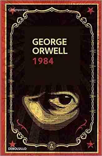 1984 libro distópico de George Orwell