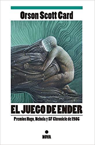 El juego de Ender Orson Scott Card, escritor La gente del margen