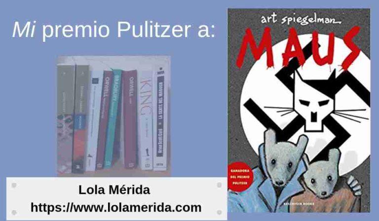 «Mi» premio Pulitzer a MAUS de Art Spiegelman
