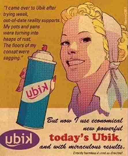 Ubik, crítica del consumismo en libro distópico