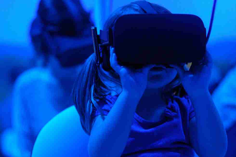Mundo digital realidad virtual