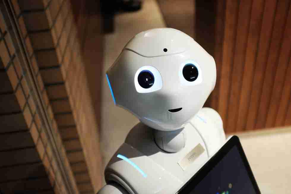 Mundo digital robots y IA