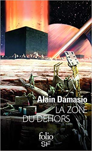 Libro distópico La Zone du dehors y estereotipos femeninos
