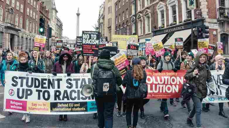 Boicot manifestaciones