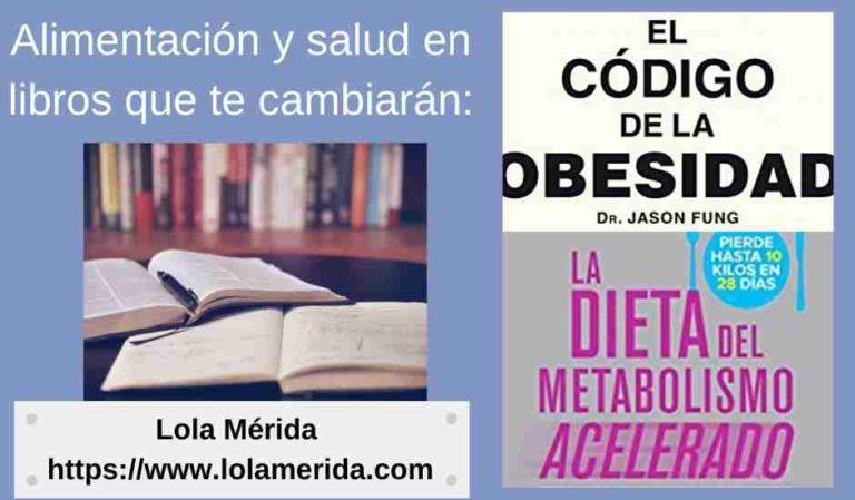 Alimentación y salud en libros que cambiarán tu vida
