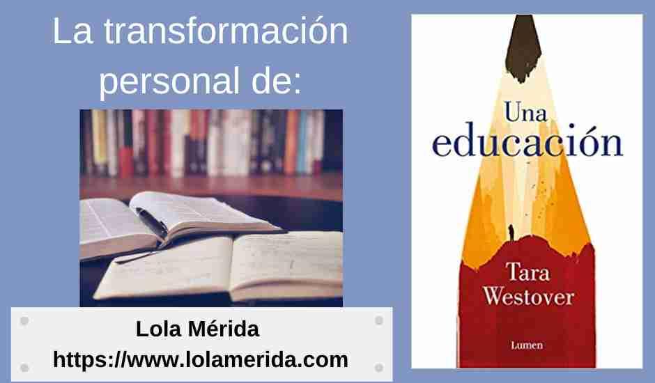 La transformación personal de Tara Westover en «Una educación»