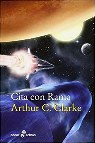 Conquista espacial Cita con Rama de Arthur C. Clarke
