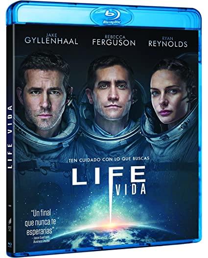 Conquista espacial película Life (Vida)