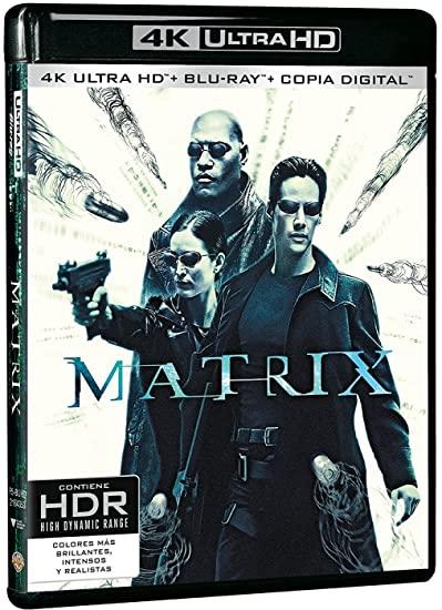 Cyberpunk película Matrix