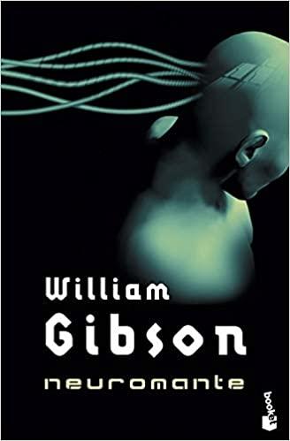 Cyberpunk libro distópico Neuromante