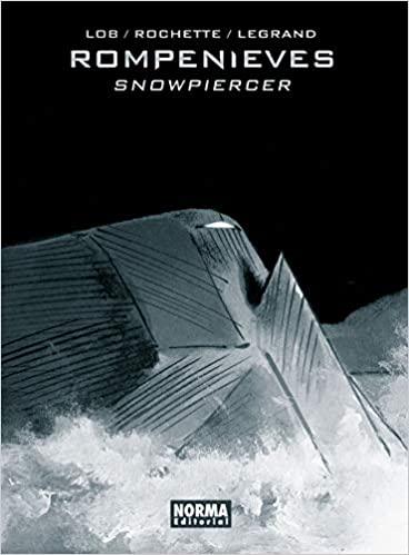 Cómic Rompenieves (Snowpiercer)