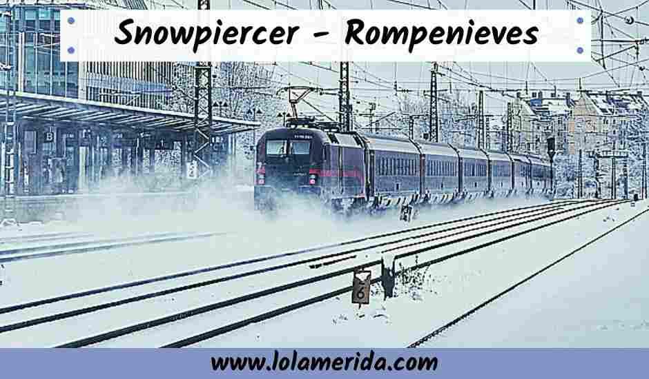 Snowpiercer – Rompenieves: distopía en cómic y película