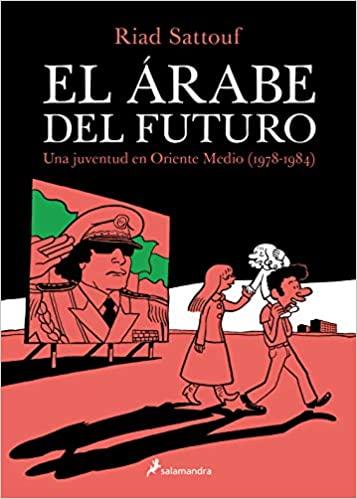 El árabe del futuro libro ilustrado