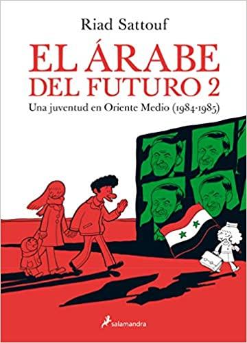 El árabe del futuro tomo 2 libro ilustrado