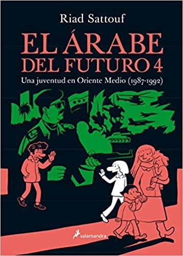 El árabe del futuro tomo 4
