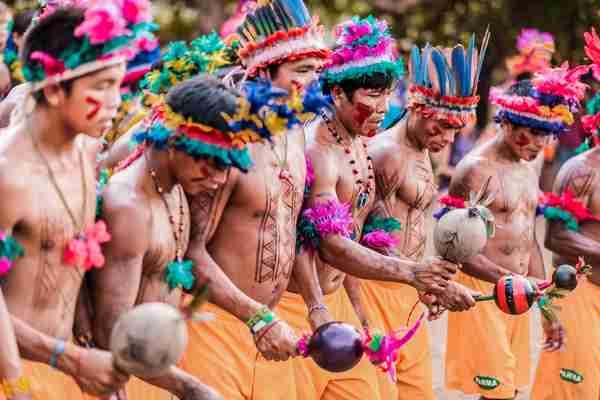 El buscón en las Indias tribu de América Latina