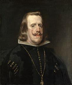 Felipe IV, cuadro de Velazquez