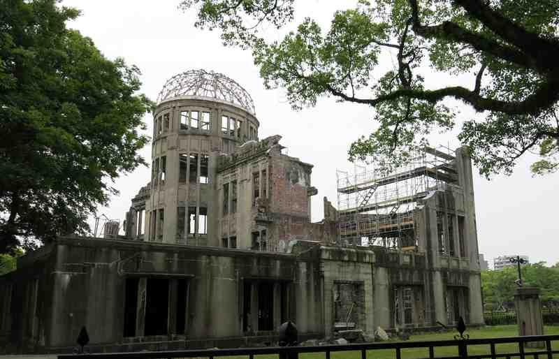 Economix Hiroshima tras la Segunda Guerra Mundial