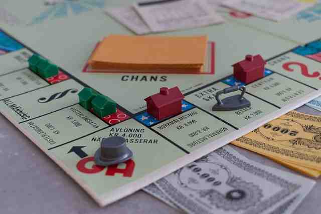 Economix Juego del Monopoly