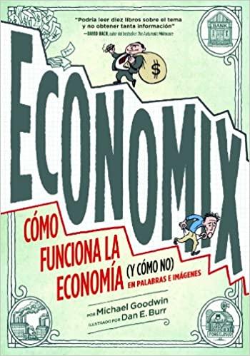 Portada libro Economix
