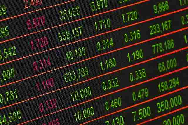 Leyes de mercado valores de la Bolsa