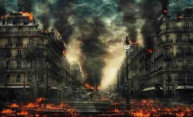 Ravage París apocalipsis