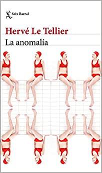Portada del libro La Anomalía